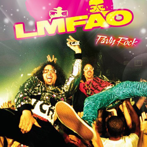 LMFAO's Party Rock tour