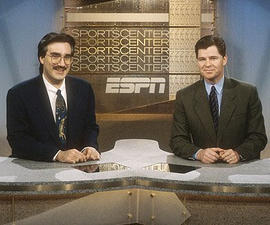 Keith Olberman & Dan Patrick from the old days